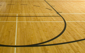 Commercial Floor Services Installs Sports and Rec Flooring