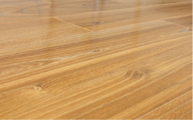 Commercial Floor Services Installs Laminate