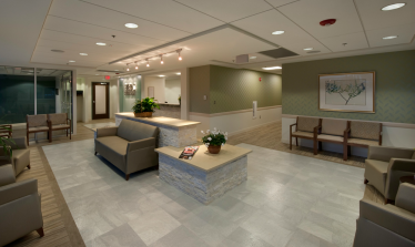 Healthcare Commercial Floor Services
